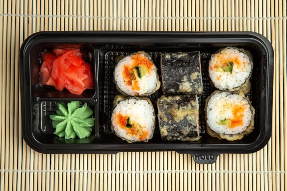 Фотосъемка суши для ресторана