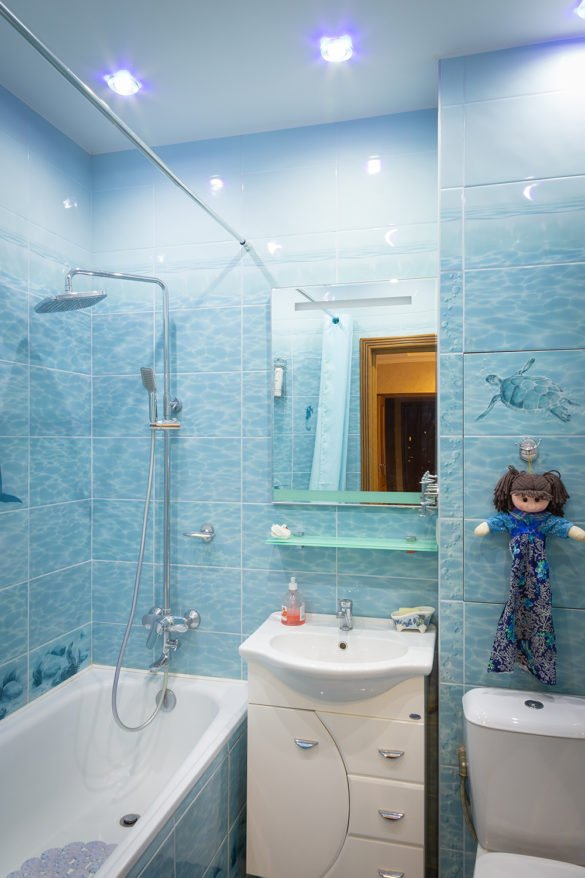 Интерьерная фотосъемка квартиры в Москве и Московской области