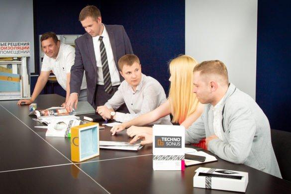 Фотосъемка сотрудников офиса