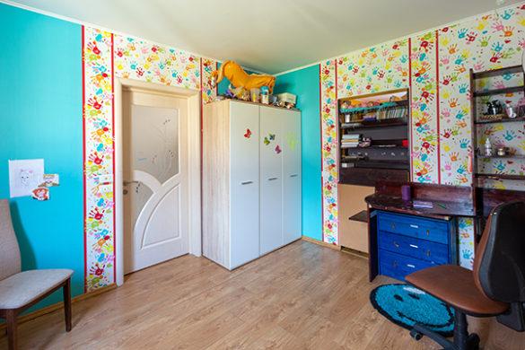 Фотосъемка детской комнаты для объявления