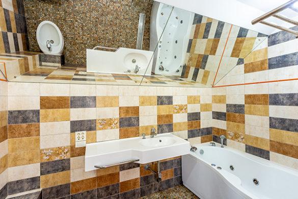 Фото ванной комнаты, интерьерная фотосъемка